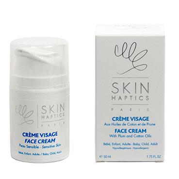 Crème visage Skinhaptics