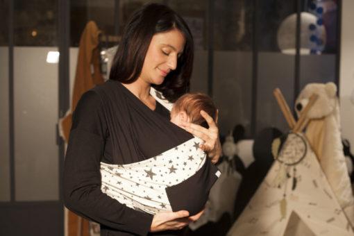 echarpe porte bebe Skinhaptics
