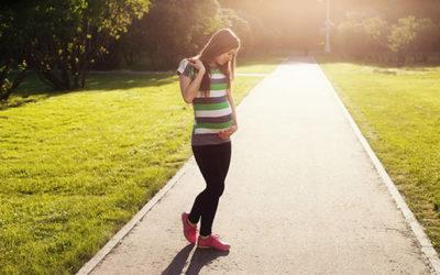 Rester en forme au début de la grossesse