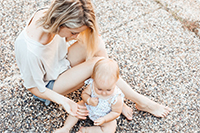 massage Bien-être jeune maman